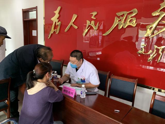 蓟州区人民医院对口支援甘肃古浪县人民医院