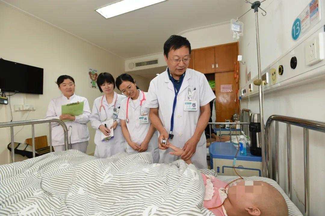 河南省肿瘤医院:不到 20 小时,8 岁淋巴癌患者抢救成功