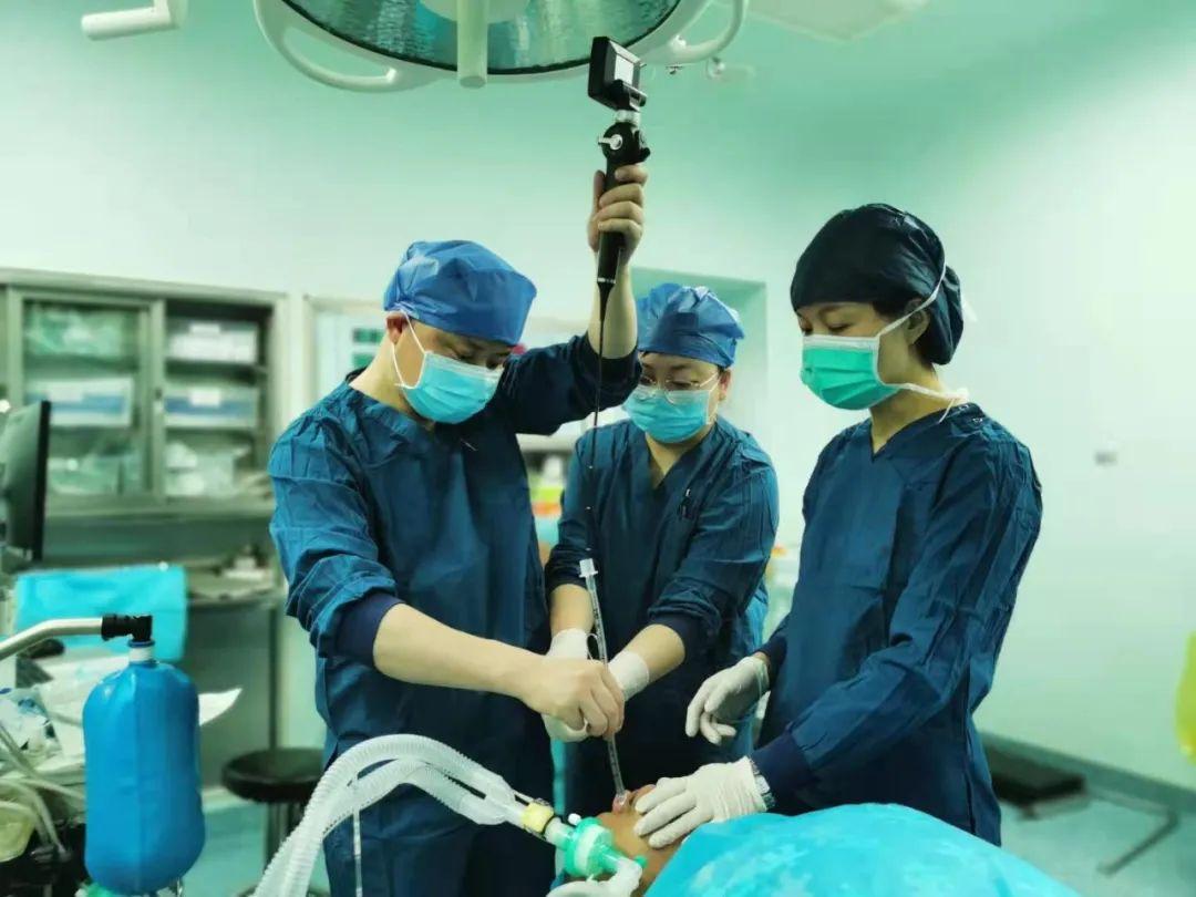 西安大兴医院石普峰:麻醉医生,需要更多的情怀做支撑