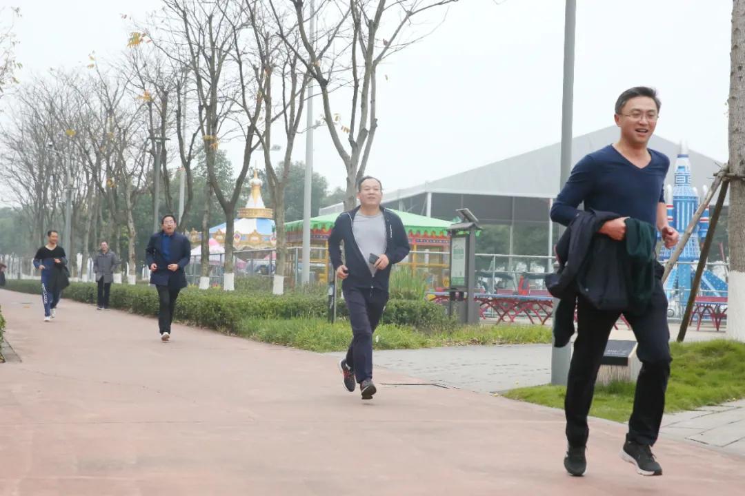 叮咚~常德市第四人民医院向您发起「健康跑」邀请