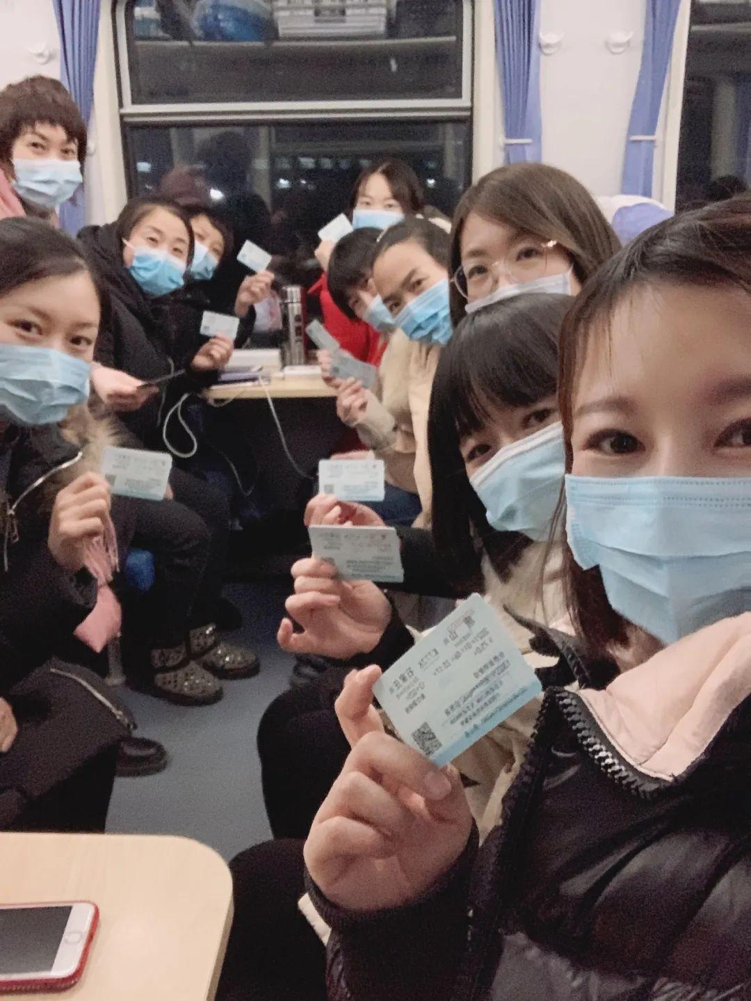 玉田县中医医院张璐:初心不改,使命在肩,保证圆满出色完成支援任务