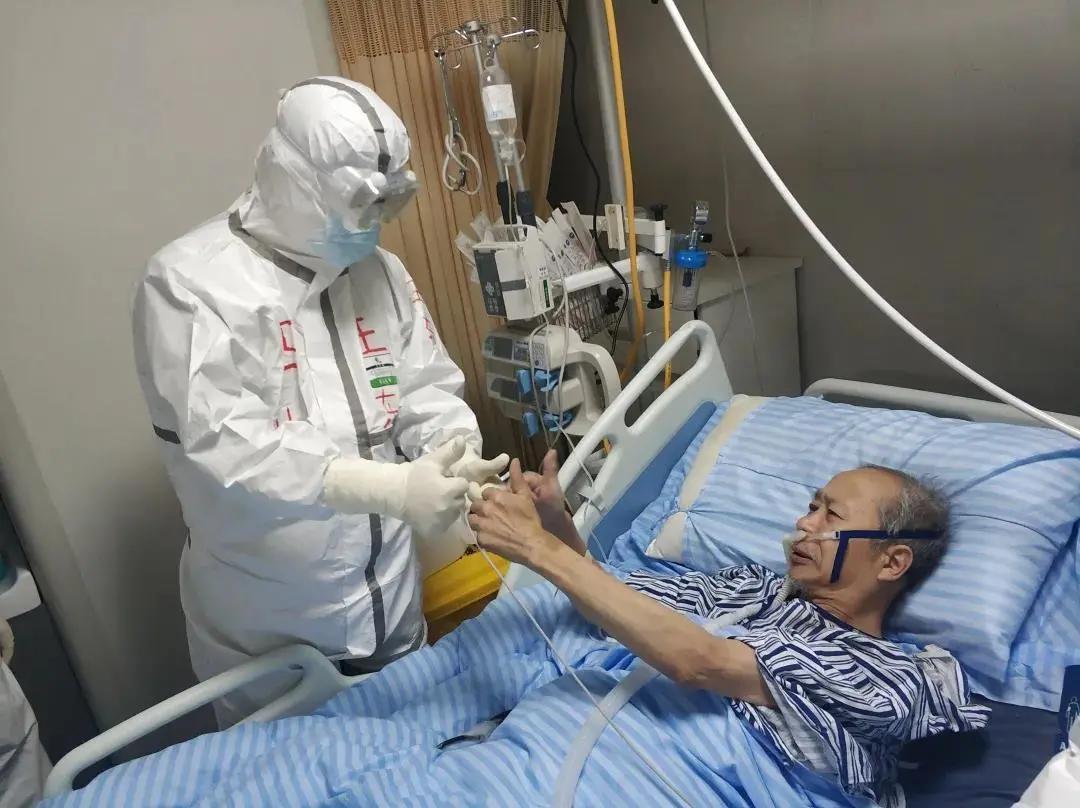 绵阳市中心医院党委获抗击新冠肺炎疫情先进集体、先进基层党组织两个奖项