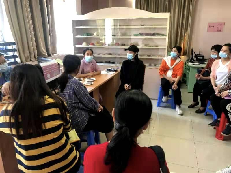 江门市妇幼保健院:专科护士邓绮娜