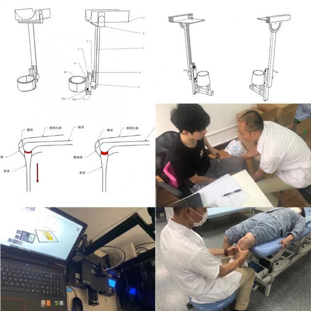 无接触感应开关、消毒试剂取用杯......医生发明专利成果展