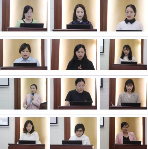 深圳市妇幼保健院儿科举办 2021 年度护理带教老师小讲课比赛