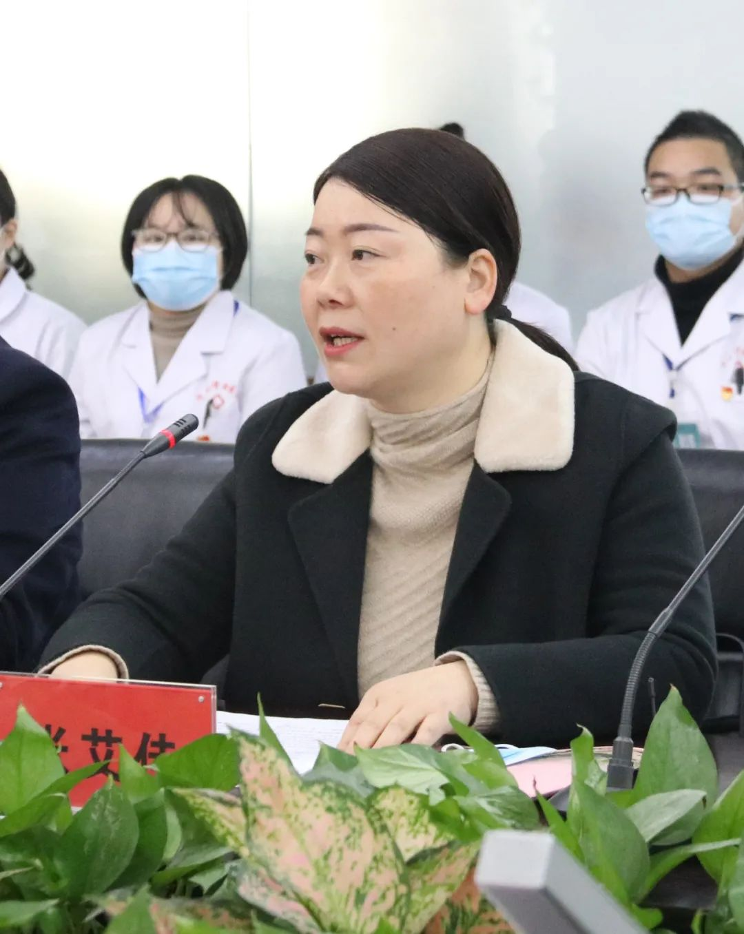 河南信合医院顺利完成「二级甲等」综合医院创建初评工作