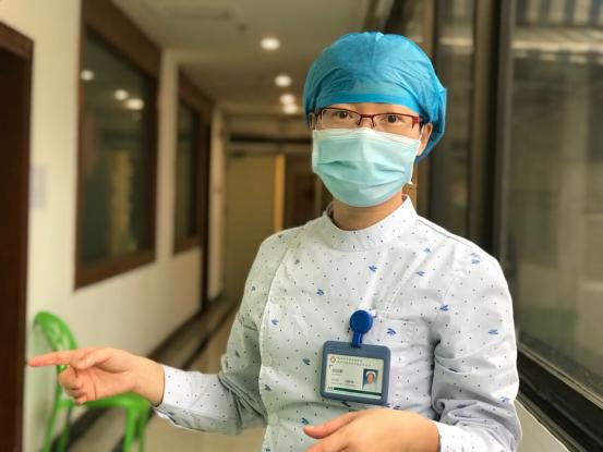 深圳市中医肛肠医院战疫日记   用爱传递健康接力棒
