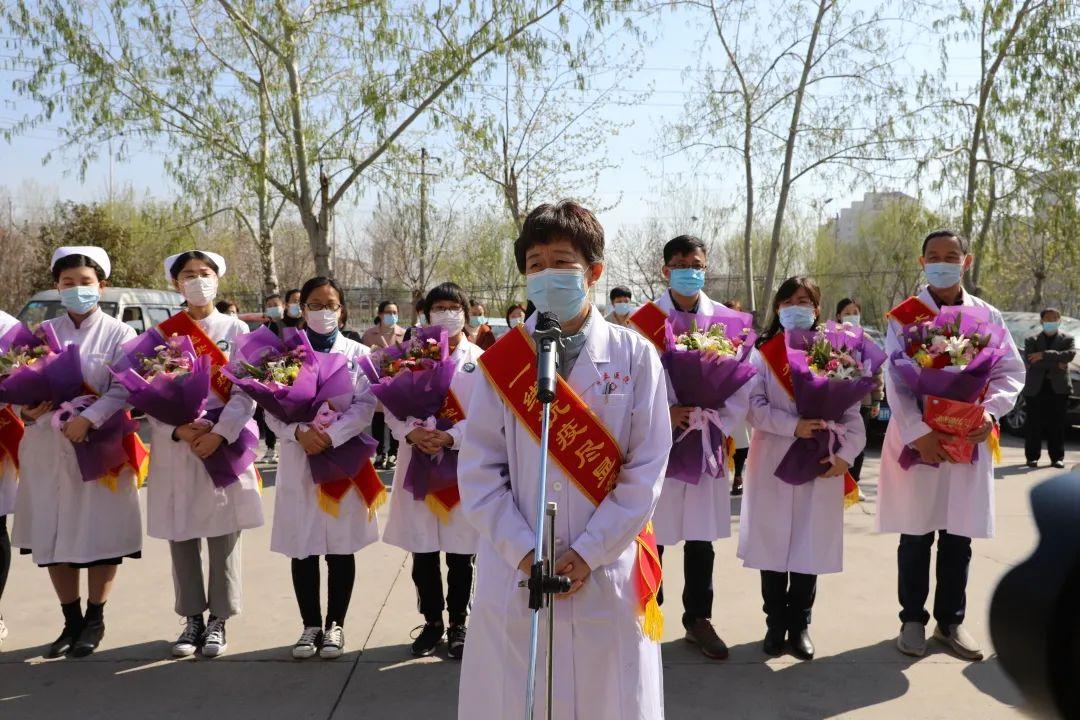 滨州医学院附属医院(第一临床医学院)2020 年度突出贡献奖个人事迹展播——王晓芝