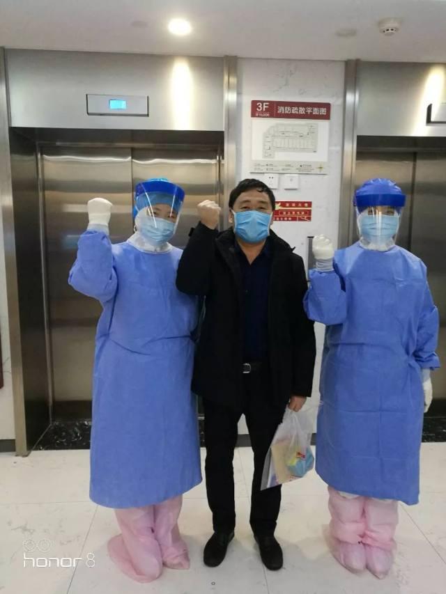 再有 4 人治愈!河南省人民医院治愈患者达 19 人