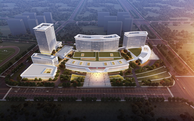 湖北省重大疫情救治基地项目落户武汉大学人民医院