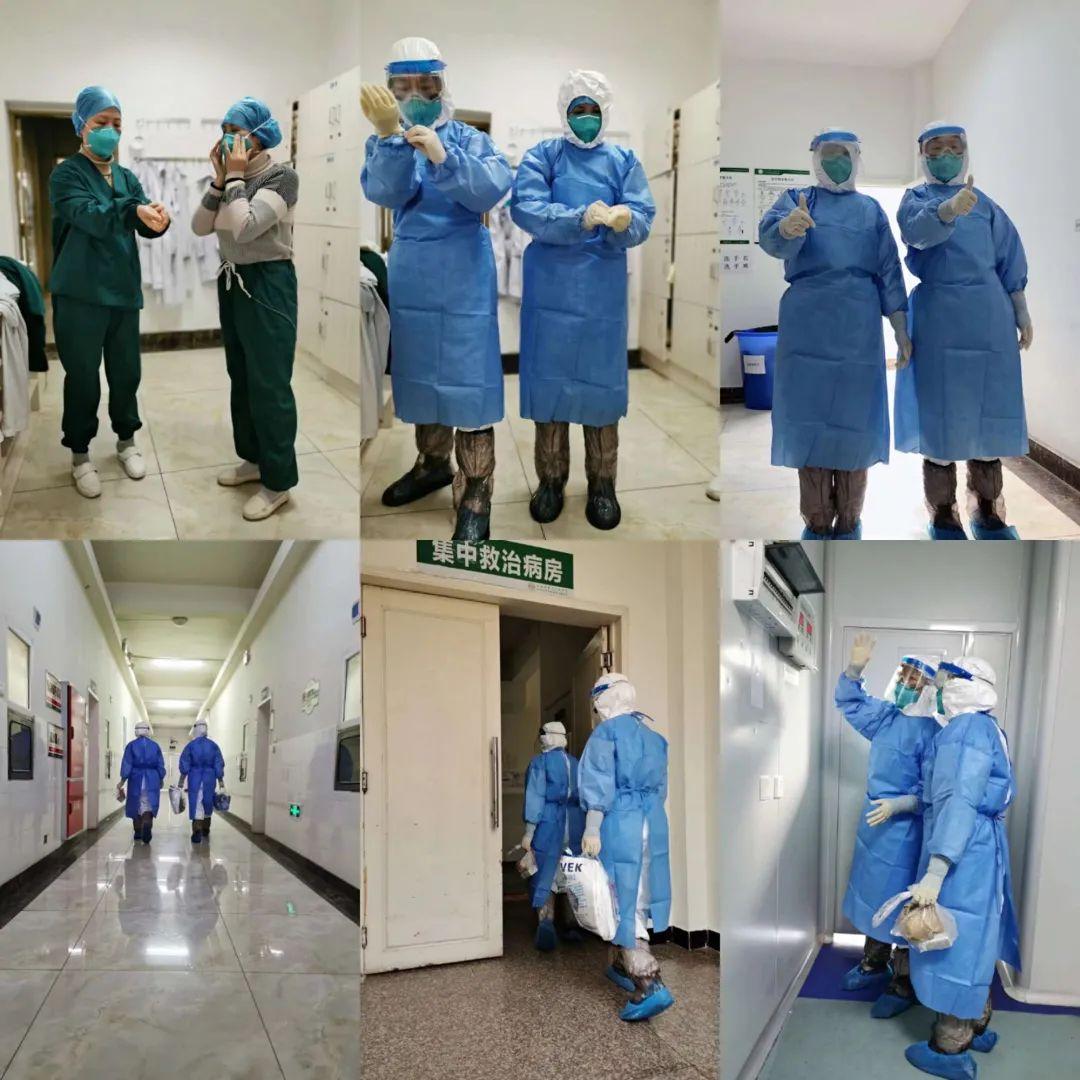 宜宾市第二人民医院女职工风采:初心不改,芳华不散
