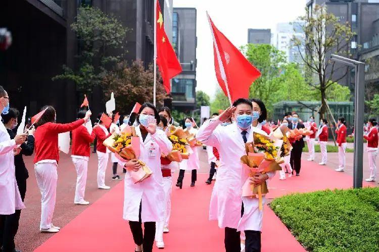 又双叒叕获奖啦!重庆北部宽仁医院获评「重庆十大示范区域综合医院」