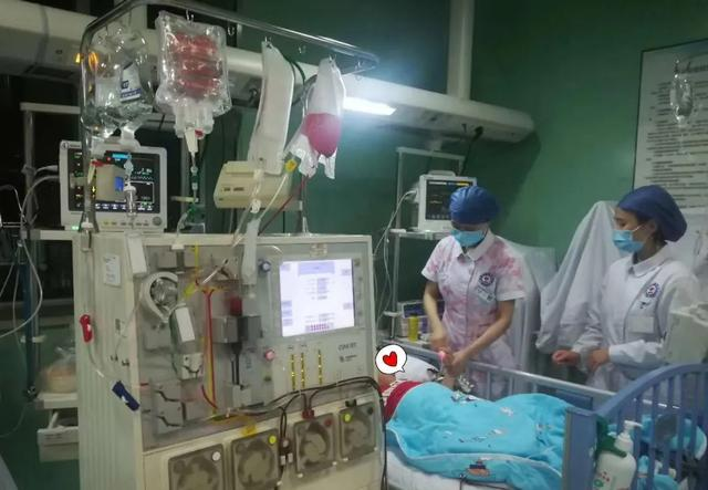 白细胞超过正常值 100 倍 「换血大法」抢救生命