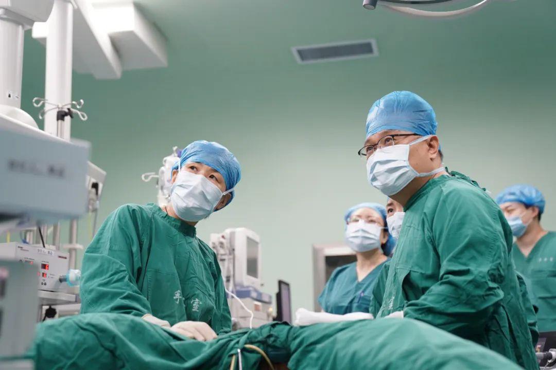 烟台海港医院妇产科为外阴癌患者成功实施手术,已顺利出院