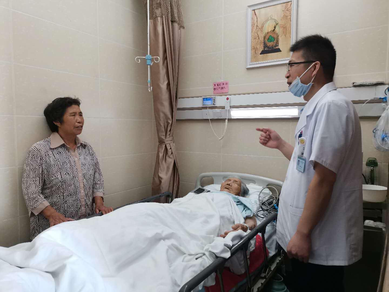 挑战高龄「医学禁区」,仁慈医院完成百岁老人股骨头置换术