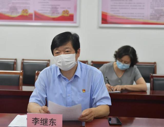 蓟州区人民医院与北京安贞医院专家举行疼痛科合作签约仪式