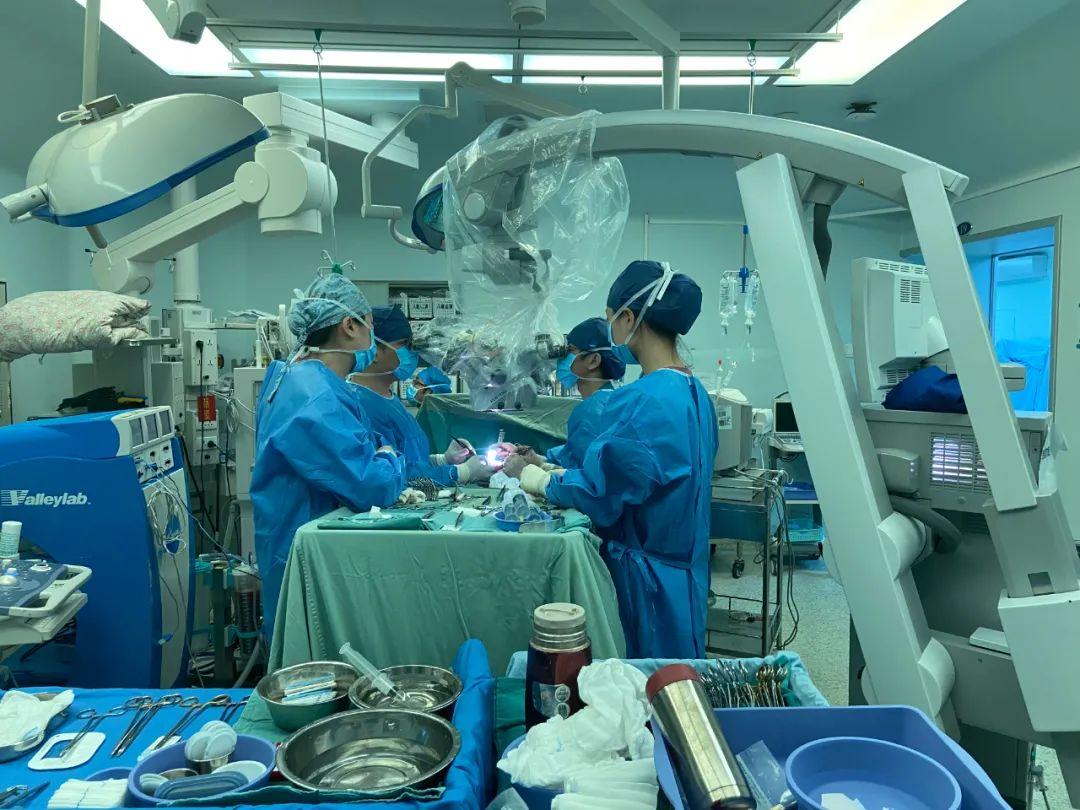 广西医科大学第一附属医院完成至今为止供体最小的移植手术