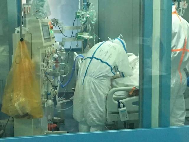 树兰杭州医院援汉日记 ⑧ | 「我不能穿着防护服倒下!」