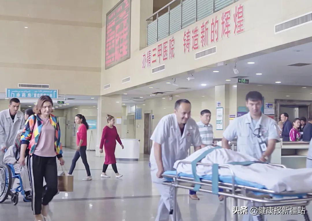 喀什地区第一人民医院邹小广:啃下「医改」的硬骨头,打造「一带一路」区域国际医疗中心