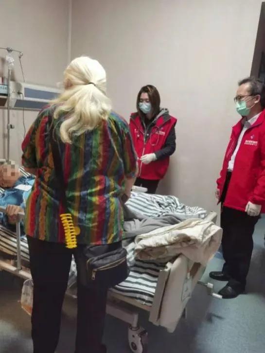上海禾新医院今年完成第 5 例两岸医疗转运服务