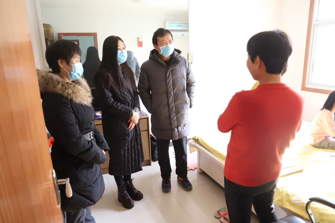 暖心!玉田县中医院慰问抗疫一线人员家属