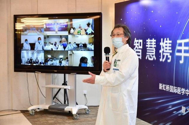 新虹桥国际医学中心影像诊断共享服务平台「扬帆起航」
