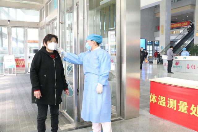 河南信合医院加强疫情防控管理 保障群众基本医疗需求