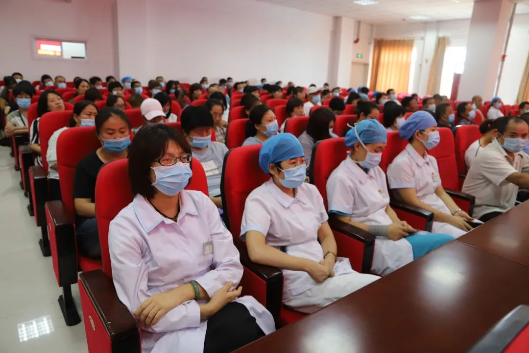 「智慧之光·健康援助县域行」公益活动第一站在玉田县中医医院成功举行!