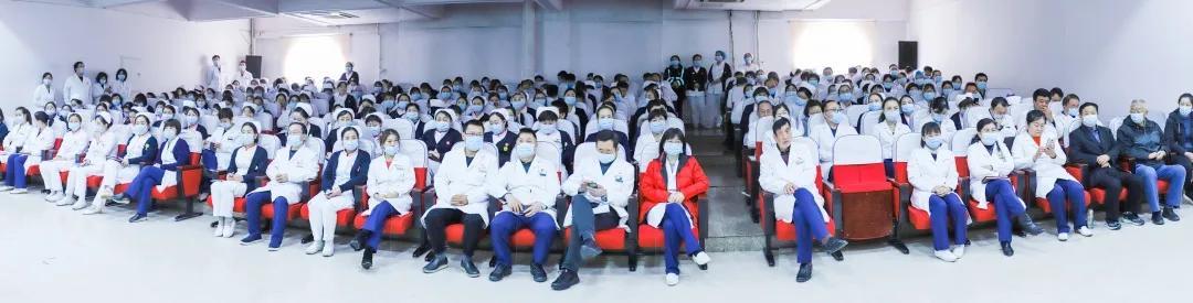 西安高新医院组织开展医疗质量与安全法律法规培训会