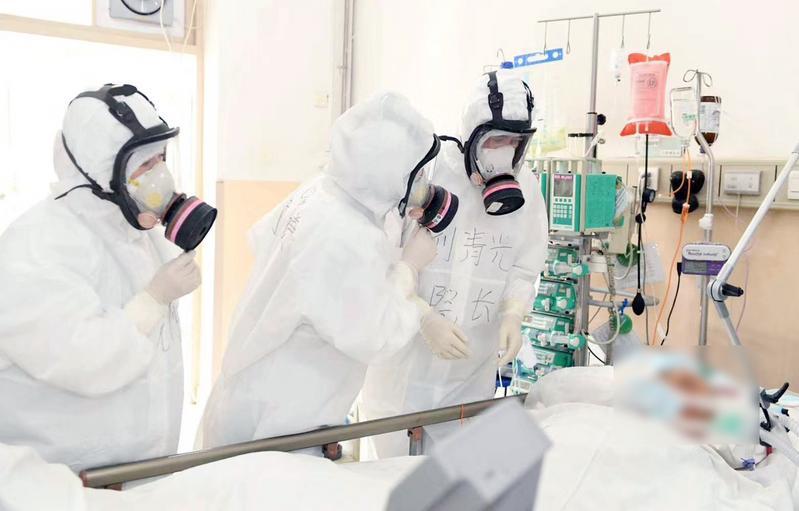 奇迹!ECMO运转49天的新冠肺炎患者康复出院