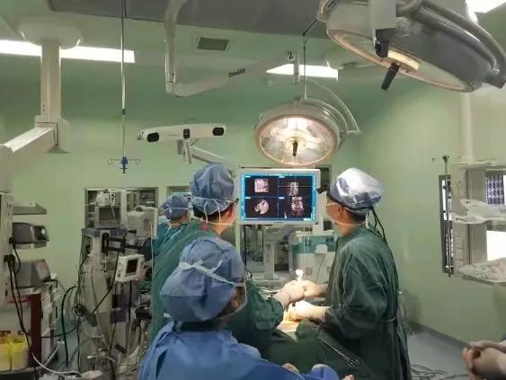 陕北地区首例计算机导航辅助脊柱微创手术在延大附院成功开展