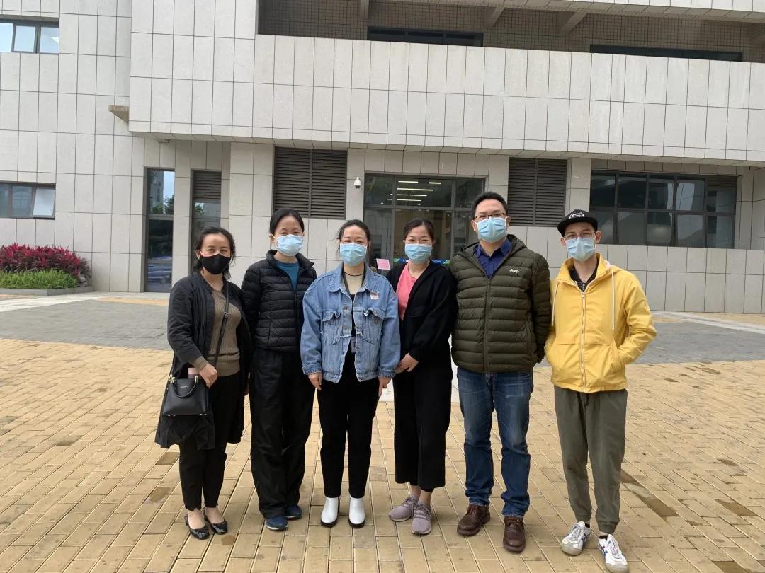 深圳市眼科医院陈璐获得深圳市抗击新冠肺炎疫情先进个人表彰