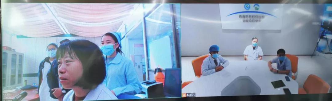 共享医疗资源 珠医助力藏族重症患者救治