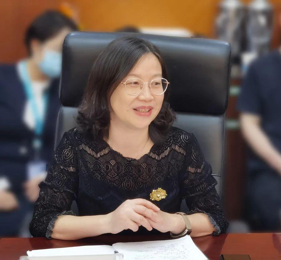 市卫健委专家组莅临深圳市妇幼保健院开展 2020 年医疗机构公共卫生服务责任清单评估考核
