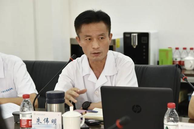 上海市宝山区卫健委领导莅临上海市第二康复医院开展调研指导工作