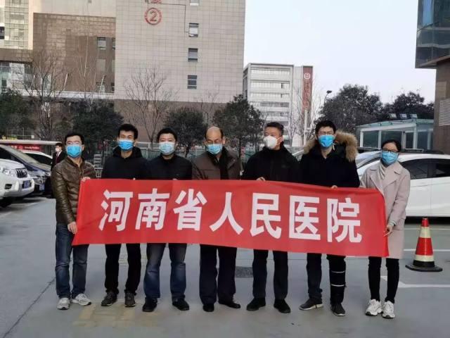 刚柔相济、全程守护!河南省人民医院呼吸科战「疫」