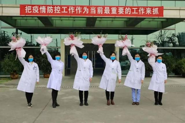 国际妇女节| 重庆北部宽仁医院熊建琼接受市领导慰问