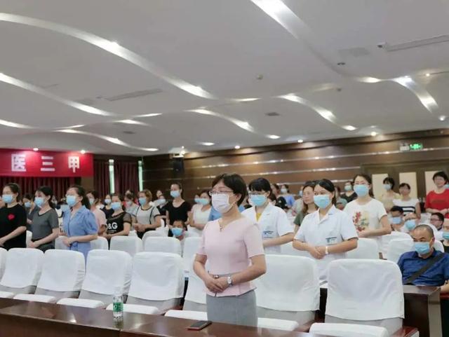 【 岳池县人民医院6S管理礼仪培训】礼仪让我们更好的生活