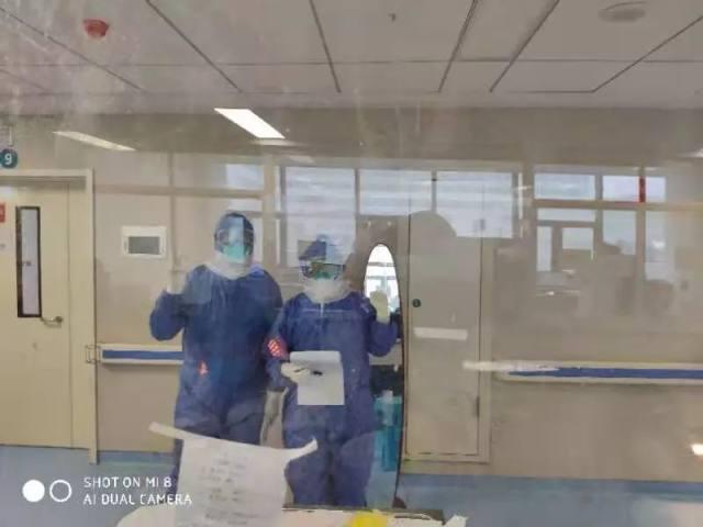 淄博市第一医院:他们「需要」的眼神,就是我来的价值