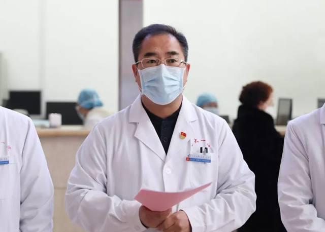 刚刚,河北医大一院 5 名医护人员奔赴湖北投入疫情救援