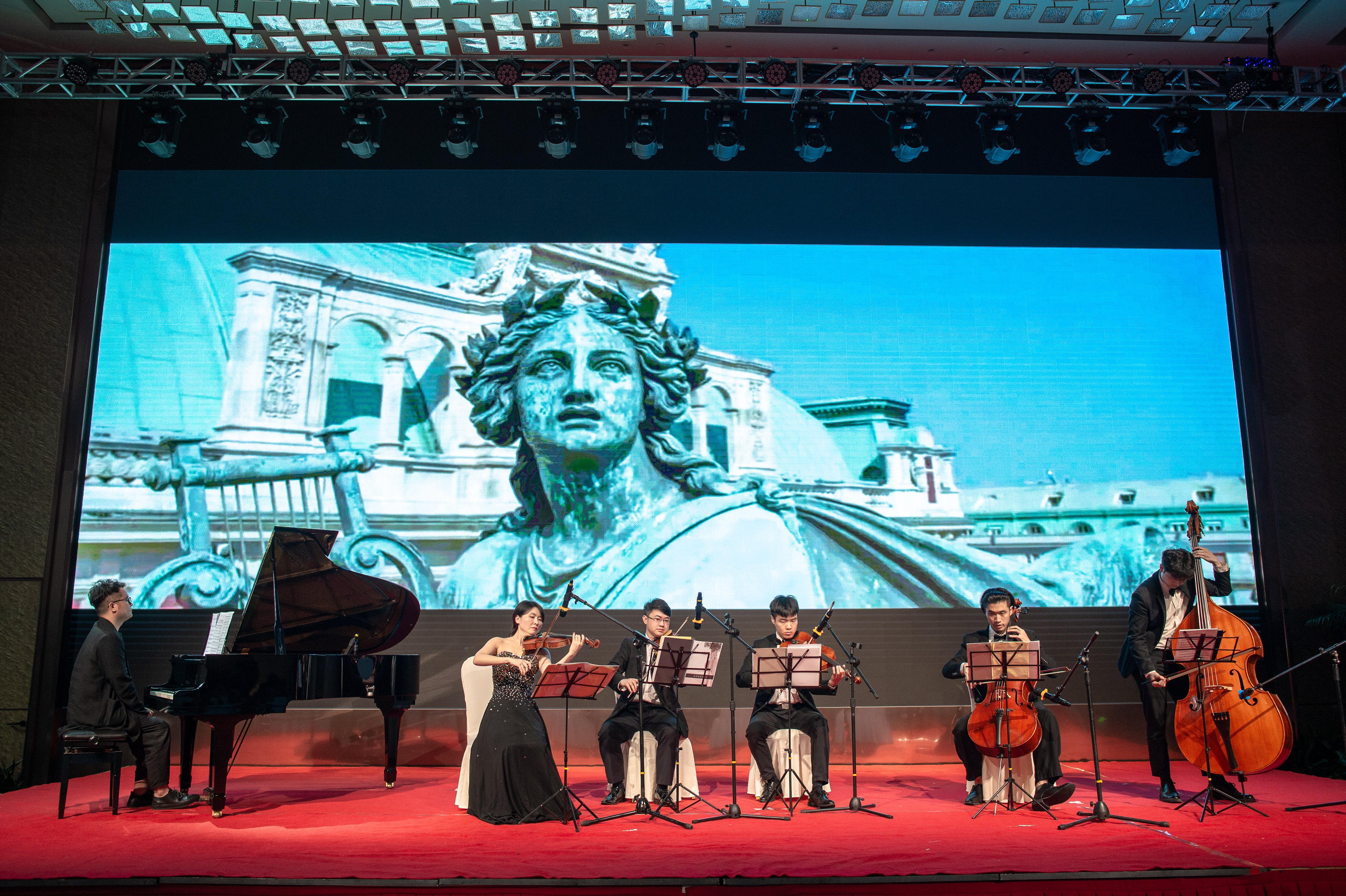 金华宏悦第二届胎教公益音乐会在婺城大地奏响幸福旋律