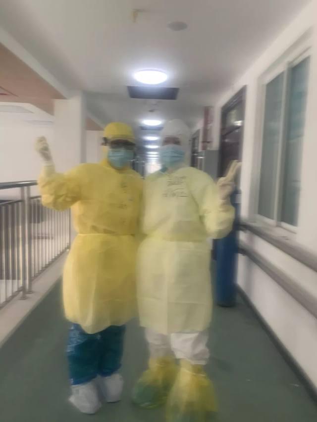 惠州援鄂医疗队手记:疾风知劲草,越是困难越向前