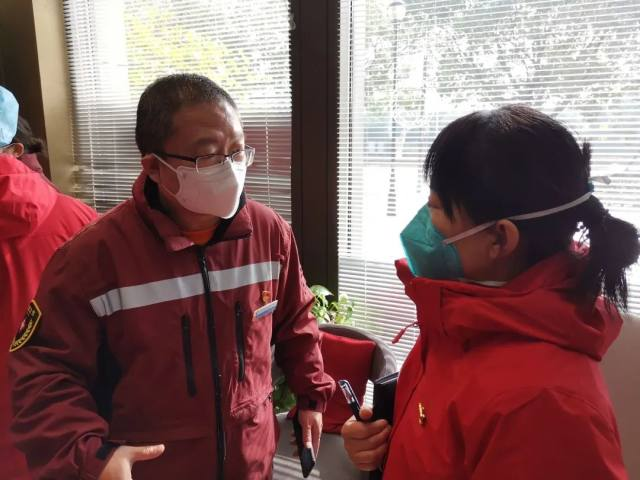 合力抗疫!河北医大一院 25 名支援湖北医疗队员会师武汉