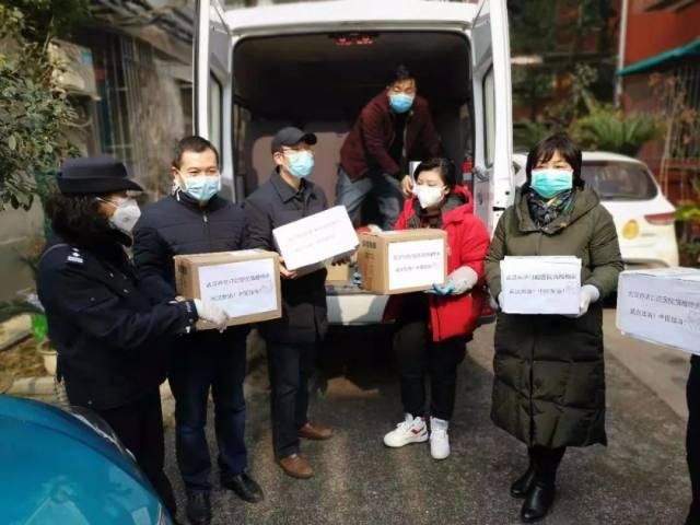 武汉存济口腔医院第二批医疗小分队奔赴抗疫前线!