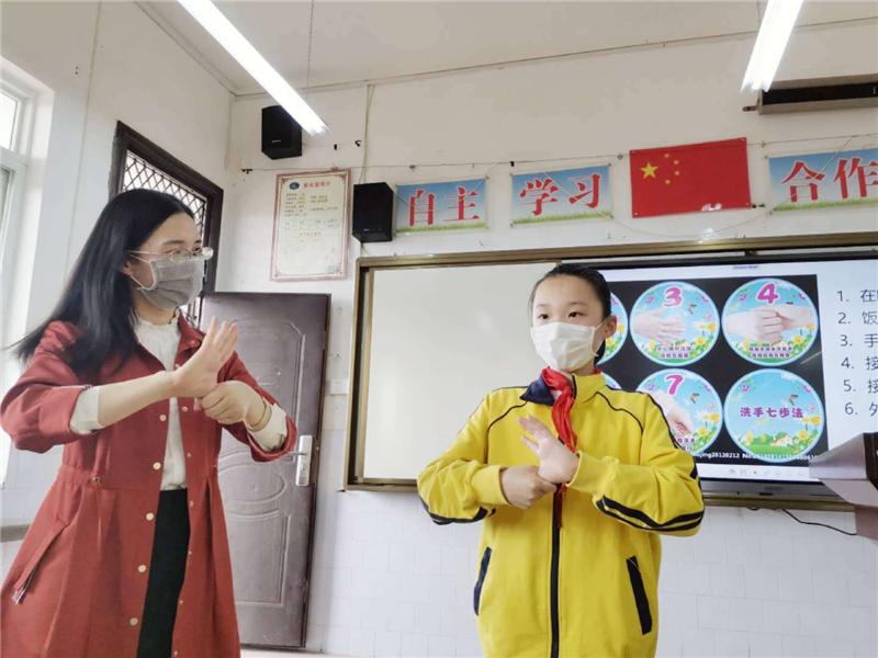 广西壮族自治区南溪山医院:新冠防疫,儿童先行