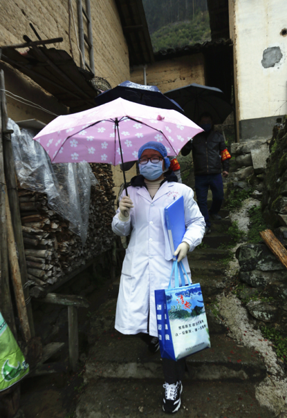淳安县第二人民医院:「铁娘子」的抗疫情怀