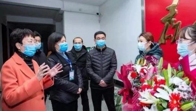 山东能源集团再次选派三名医护人员驰援湖北疫区