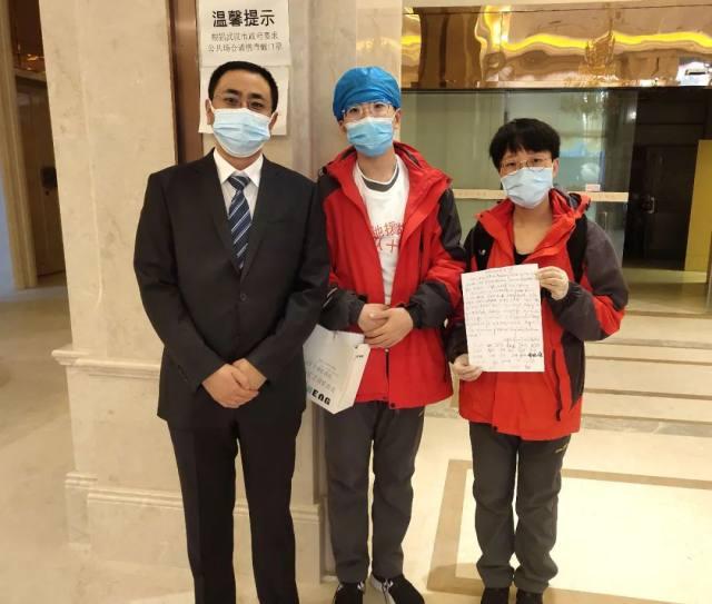 春风十里 接力凯旋 52 名第十一批援鄂医疗队员回津