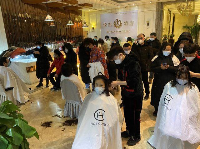 浙江大学明州医院:面对严峻的疫情、陌生的城市,这个 90 后姑娘只感受到了满满的爱