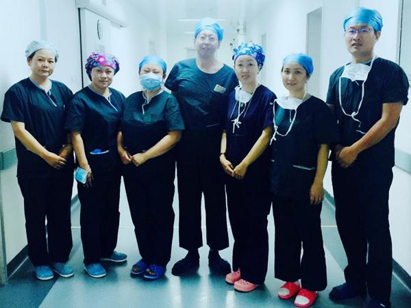 北大肿瘤医院:在和田建立一支不走的医疗队